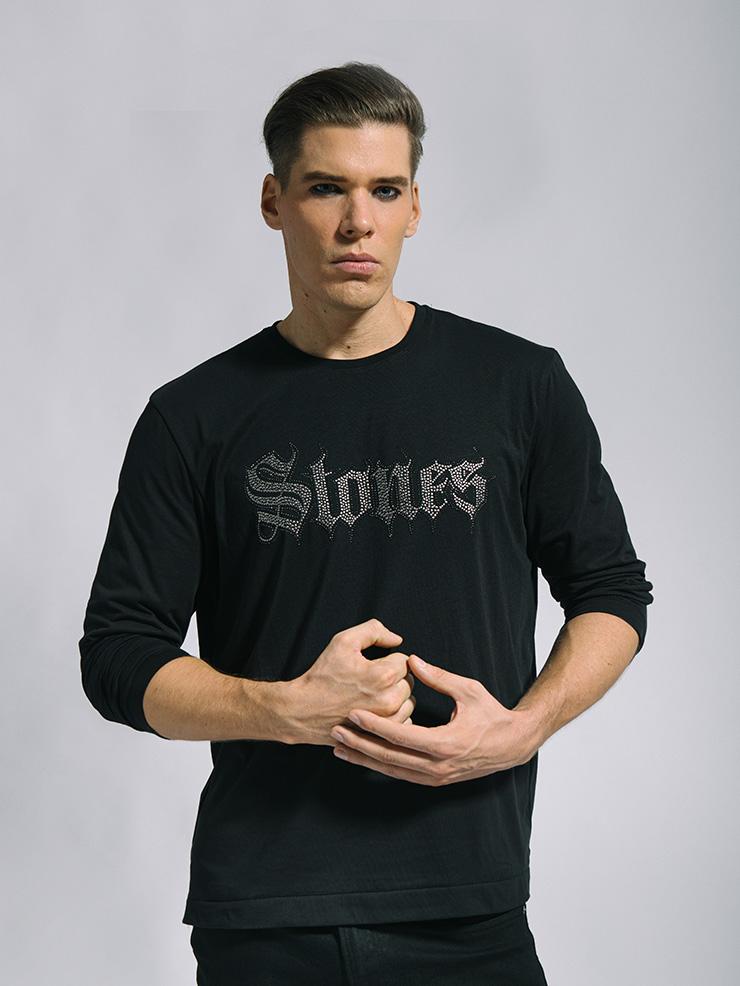camiseta de hombre manga larga