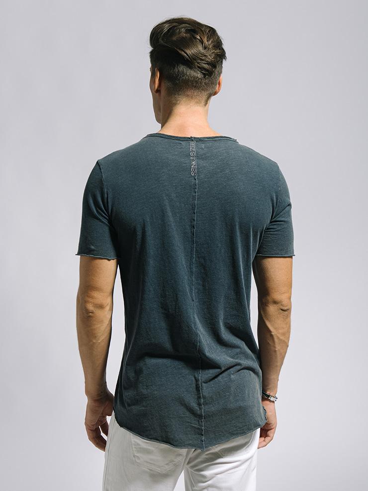 ibiza stones men's short sleeve t-shirt